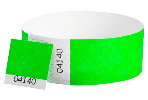 kağıt kuponlu bileklik